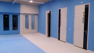 Foto 2 van Nieuwbouw sporthal Middelstum