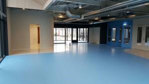 Foto 3 van Nieuwbouw sporthal Middelstum