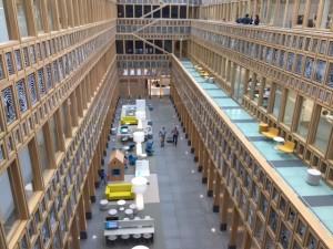 Foto 15 van Nieuwbouw stadhuiskwartier Deventer