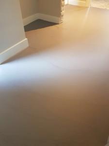 Foto 10 van Polyurethaan betonlook gietvloer woning