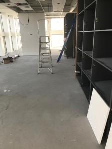 Foto 3 van Nieuwbouw kantoren NNZ Groningen