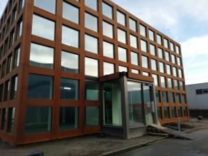 Foto 23 van Nieuwbouw kantoren NNZ Groningen