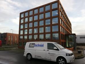 Foto 24 van Nieuwbouw kantoren NNZ Groningen