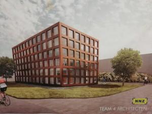 Foto 25 van Nieuwbouw kantoren NNZ Groningen