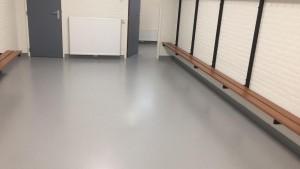 Foto 4 van Renovatie gymzaal de Wielewaal Hoogeveen
